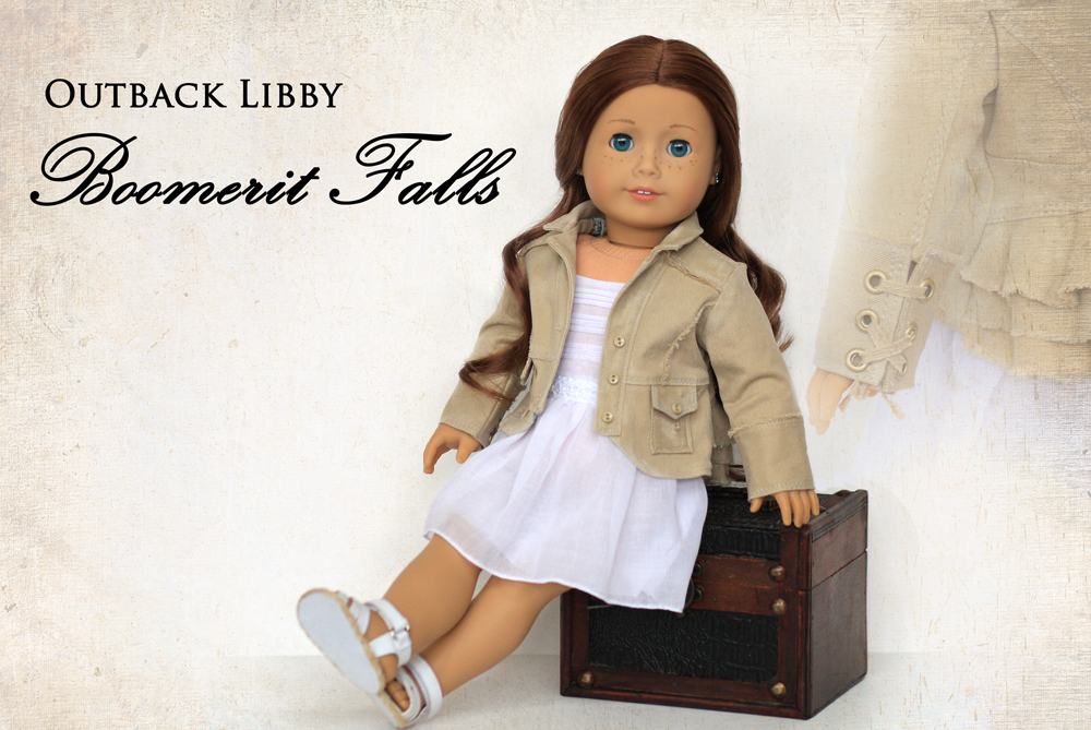 Boomerit Falls | Liberty Jane Couture Doll Clothes and Sewing Patterns